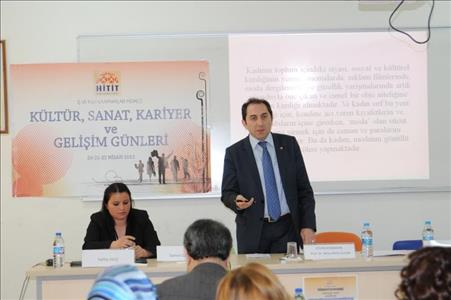 """Hitit Üniversitesi """"Kültür, Sanat, Kariyer Ve Gelişim Günleri"""" Tamamlandı"""