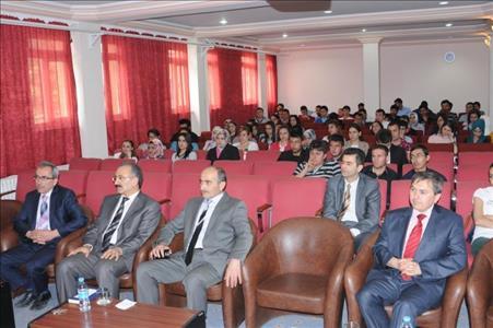 Tecrübe Günleri'nin Konuğu Çorum SMMMO Yönetim Kurulu Başkanı Muzaffer YILDIRIM Oldu
