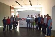 Üniversitemiz MYO Otomotiv Teknoloji Programı Öğrencileri Genpower Jeneratör ve Yiğit Akü Fabrikala