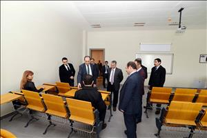 Üniversitemiz Senatosu Alaca'da Toplandı