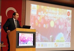 21. Ulusal Isı Bilimi ve Tekniği Kongresi Sonuç Bildirgesi