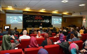 """Üniversitemizde """"Hakikat ve Hurafe"""" Konulu Konferans Düzenlendi"""
