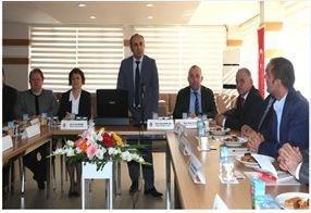 OKÜP Enstitüler Toplantısı Amasya Üniversitesi Ev Sahipliğinde Gerçekleştirildi