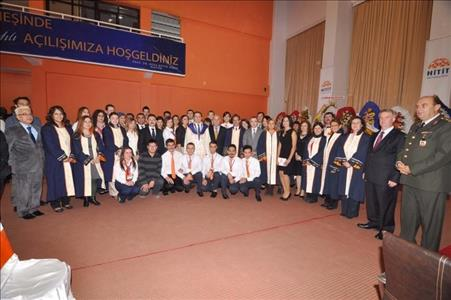 Hitit University holds the Official Opening Ceremony of 2012/2013 Academic Year
