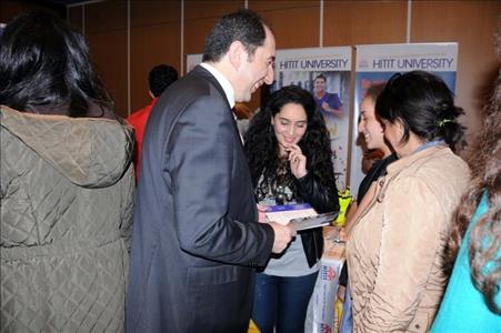 Üniversitemiz Fas'ta Uluslararası Tanıtım Etkinliklerine Katıldı