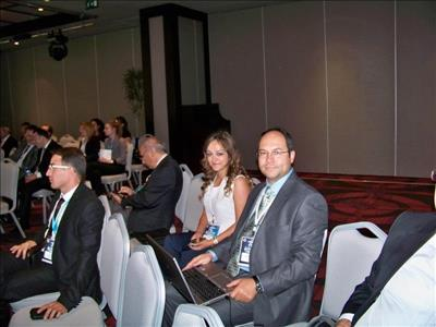 Virtual Portfolio Winner attends the 16. Finance Symposium
