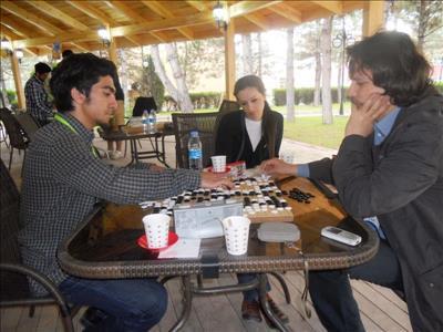 1. Hitit Ulusal Go Turnuvası Gerçekleştirildi