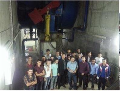 Osmancık Ömer Derindere MYO Öğrencilerine Teknik Gezi Düzendi
