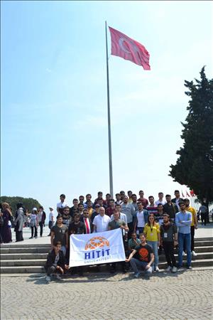 Öğrencilerimiz Çanakkale'de
