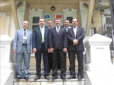 Cooperation with 2 Kazakhstan Universities