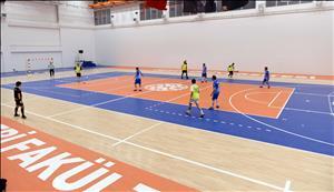 2018 Bahar Kupası Personel ve Öğrenciler Futsal Grup Eleme Müsabakaları Sona Erdi