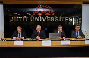 """Üniversitemizde """"Somut Olmayan Kültürel Miras"""" Konulu Panel Düzenlendi"""