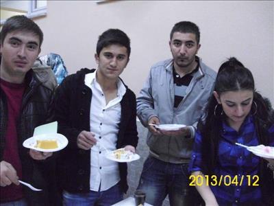 Üniversitemiz Öğrenci Kulüpleri Genel Toplantısı Yapıldı