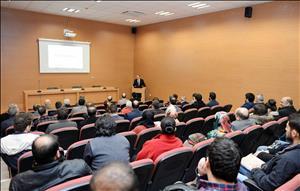 Kamu-Üniversite-Sanayi İş Birliği Değerlendirme Toplantısının İlki Teknoken'te Yapıldı