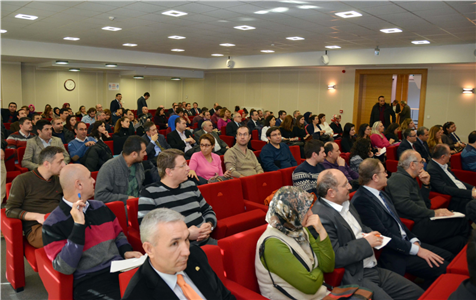 TÜBİTAK-ARDEB ve BİDEB Programları Bilgilendirme Toplantısı Gerçekleştirildi