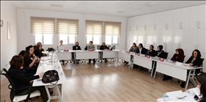 Çorum'da Kadının Sosyo-Ekonomik Durumunun Güçlendirilmesi Çalıştayı Düzenlendi