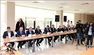 OSB'de MYO Kurulmasına İlişkin İstişare Toplantısı Yapıldı