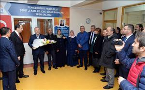 Şehidimiz Sinan Babacan'ın Adı Fen Edebiyat Fakültesinde Yaşayacak