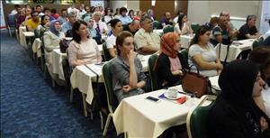 Üniversitemiz İşbirliği ile Viral Hepatitle Savaşım Derneği Bölge Toplantısı Gerçekleşti