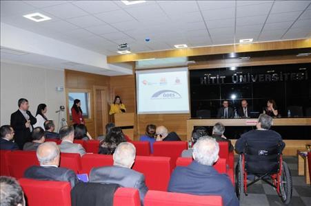 Hitit Üniversitesi Tarafından Yürütülen ÖDES 2012 Kapsamındaki Projelerin Açılış Toplantısı Yapıldı