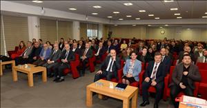 Üniversitemiz Tüm Birimleriyle ISO 9001:2015 Kalite Yönetim Sistemi Sertifikasını Aldı