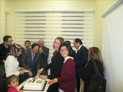 HİTİTSEM Yeni Hizmet Binasında 1. Yılını Kutluyor