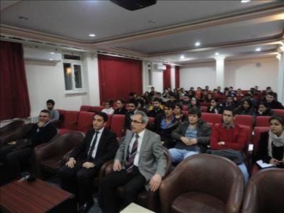 Harita ve Kadastro Programı Öğrencileri Cengiz ERDOĞAN'la Buluştu
