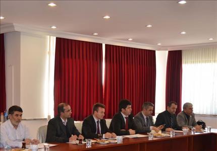 OKÜP'ün 7. Toplantısı, OMÜ Ev Sahipliğinde Yapıldı
