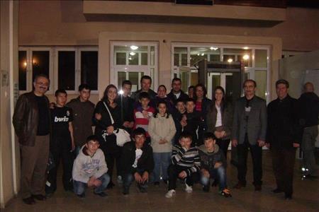 Üniversitemiz Meslek Yüksekokulu Sevgi Evleri Çocuklarıyla Tiyatroda Buluştu