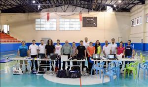Rektörümüz BESYO Yetenek Sınav Salonlarına Ziyarette Bulundu