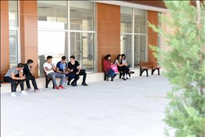 Social Life and Culture Center in Service