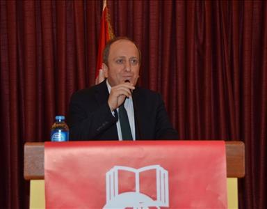 """""""Necip Fazıl, Büyük Doğu ve Demokrat Parti"""" Konulu Konferans Gerçekleştirildi"""