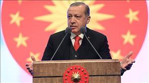 """Cumhurbaşkanlığı Külliyesinde """"3. Turizm Şurası"""" Cumhurbaşkanımız Sayın Recep Tayyip Erdoğan Teşrifleriyle Gerçekleştirildi"""