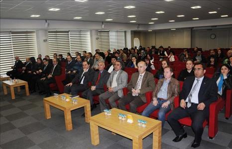Mevlana Değişim Programı Tanıtım ve Bilgilendirme Toplantısı Gerçekleştirildi