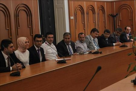 Üniversitemiz ile Craiova Üniversitesi Arasında Anlaşma İmzalandı
