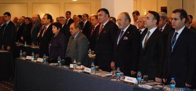 Meskhetian Turks meet in Istanbul