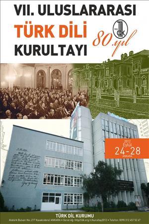 Rektörümüz Prof. Dr. ALKAN 7. Uluslararası Türk Dili Kurultayı'na Katıldı