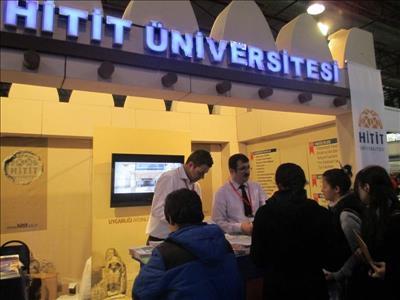 Üniversitemiz Tanıtım Etkinliklerine İzmir İle Devam Etti