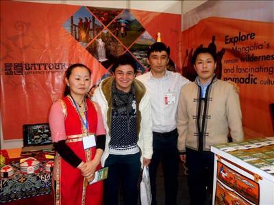 Turizm Ve Otel İşletmeciliği Programı Öğrencileri EMITT Fuarı'nda