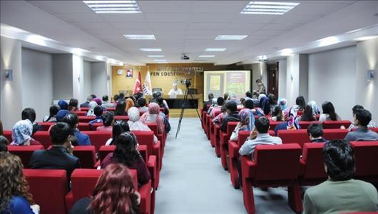 """""""Osmanlı'da Adalet"""" Konulu Konferans Düzenlendi"""