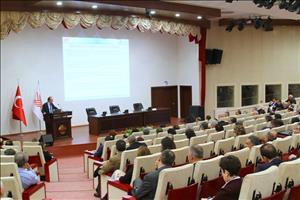 Yükseköğretim Kalite Kurulu Tarafından Kurumsal Değerlendirme Süreci Toplantısı Düzenlendi