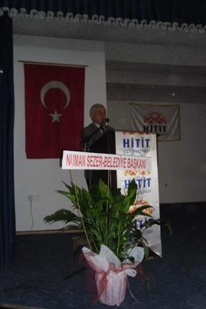 """İskilip Meslek Yüksekokulu'ndan """"18 Mart Çanakkale Zaferi (Kahramanlık Günü)"""" Konferansı"""