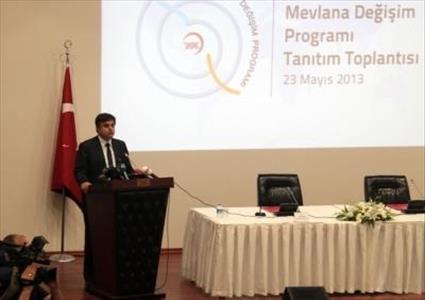 YÖK, Dışişleri Bakanlığı ile Mevlana Değişim Programı İşbirliği Protokolü İmzaladı