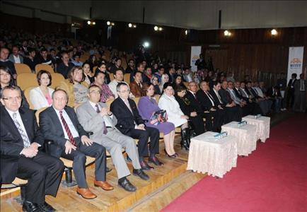 """""""Kıbrıs Sorunu"""" İsimli Konferans Gerçekleştirildi"""