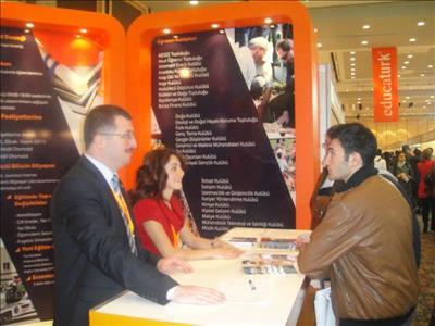 Educatürk İstanbul Uluslar arası Eğitim Fuarı