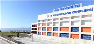 Üniversitemiz 15 Temmuz Spor Kompleksi Açılış Töreni Gerçekleştirildi