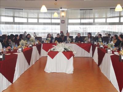 Fen Edebiyat Fakültesi'nde 8 Mart Dünya Kadınlar Günü Kutlaması