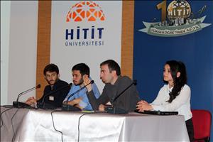Üniversitemizde 4. Uluslararası Aktif Öğrenciler Kongresi Gerçekleştirildi