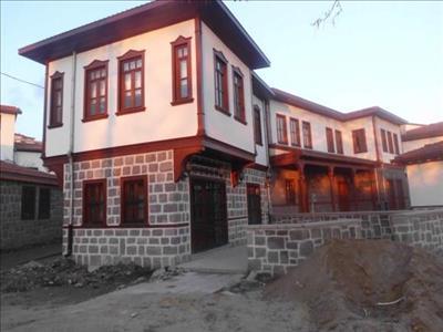 Mimari Restorasyon Programı'ndan Ankara'ya Eğitim Gezisi