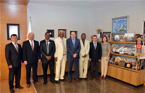 Üniversitemiz Dongola Üniversitesi ile İkili İşbirliği Protokolü İmzaladı